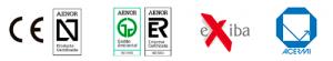 Certificações IberFibran